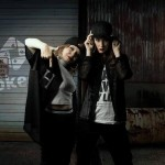 Alexandra ja Sanna, Hiphop Hold'em